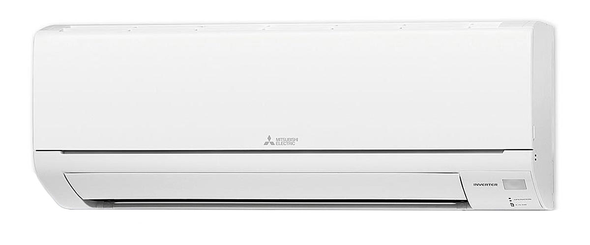 Mitsubishi R32 GL25 High Wall Heat Pump