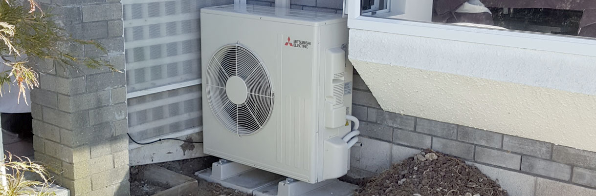 Heat pump installation in Welcome Bay, Tauranga