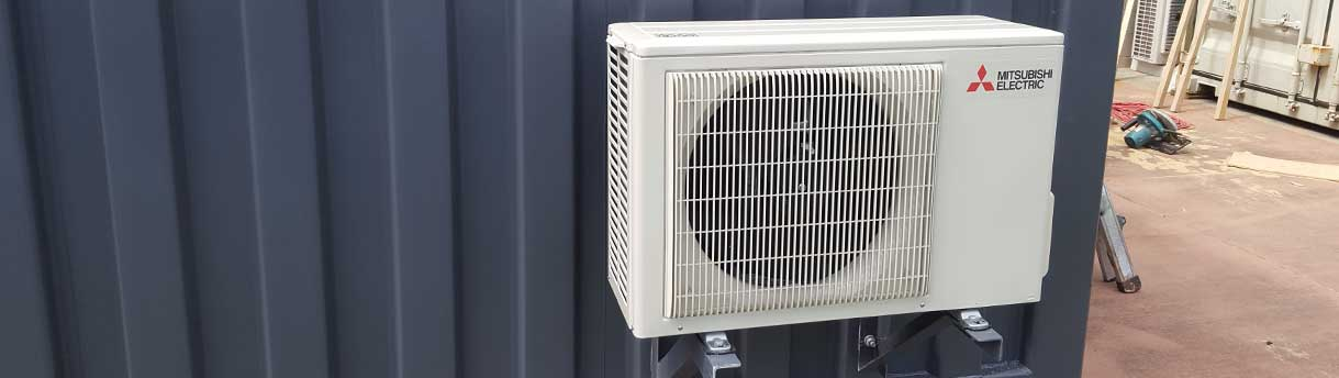 heat-pump-for-container-home